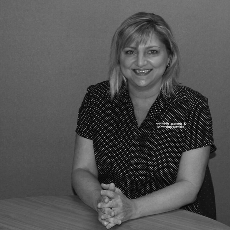 Leanne Jenkin Townsville Customs and Forwarding Services